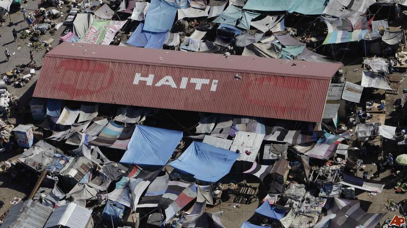3. Haiti, 2010 - Earthquakes