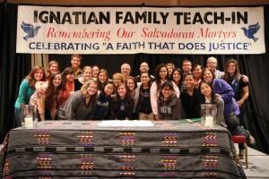 Creighton University - Ignatian Family Teach-In for Justice