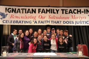 University of Scanton - Ignatian Family Teach-In for Justice 2012