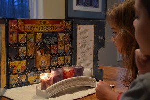 Advent: An Invitation to Be Transformed